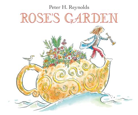 Cover for Rose's Garden