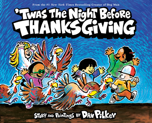 'Twas the Night Before Thanksgiving Cover Image