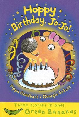 Hoppy Birthday, Jo-Jo! Cover Image