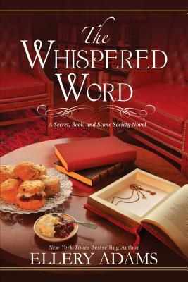 The Whispered Word (Secret, Book & Scone Society #2) Cover Image