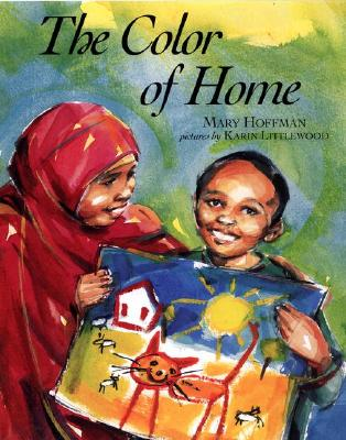 The Color of Home Cover