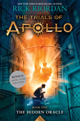 The Hidden Oracle (Trials of Apollo, Book One) Cover Image