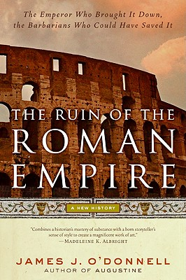 The Ruin of the Roman Empire Cover