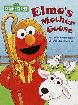 Elmo's Mother Goose (Sesame Street) Cover
