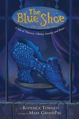 The Blue Shoe Cover