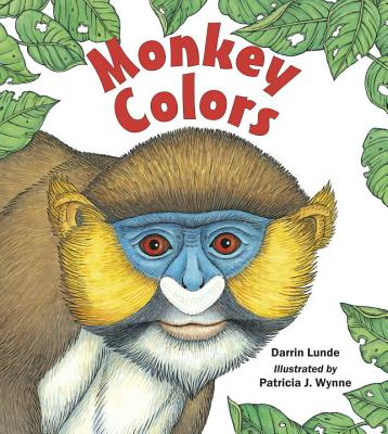 Monkey Colors Cover