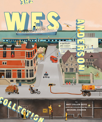 The Wes Anderson Collection Cover