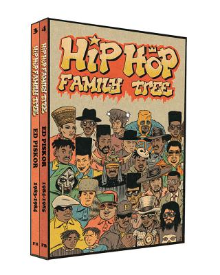 Hip Hop Family Tree 1983-1985 Gift Box Set Cover Image