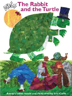 The Rabbit and the Turtle Cover