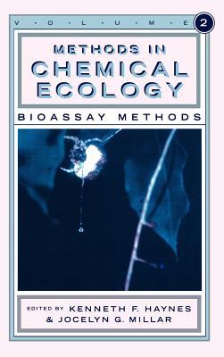 Methods in Chemical Ecology Volume 2: Bioassay Methods Cover Image