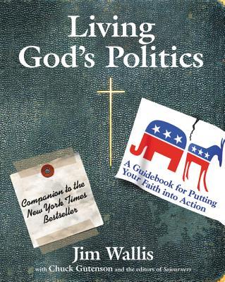 Living God's Politics Cover