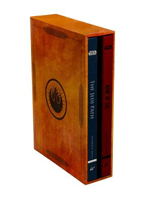 Star Wars®: The Jedi Path and Book of Sith Deluxe Box Set (Star Wars Gifts, Sith Book, Jedi Code, Star Wars Book Set) Cover Image