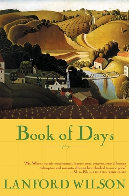 Cover for Book of Days