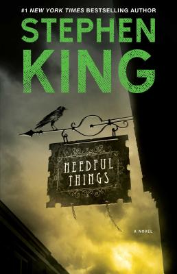 Needful Things cover image