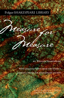 Measure for Measure (Folger Shakespeare Library) Cover Image