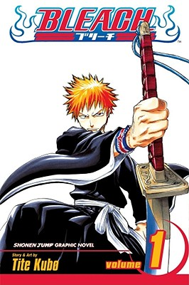 Bleach, Vol. 1 Cover