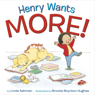 Henry Wants More! Cover Image
