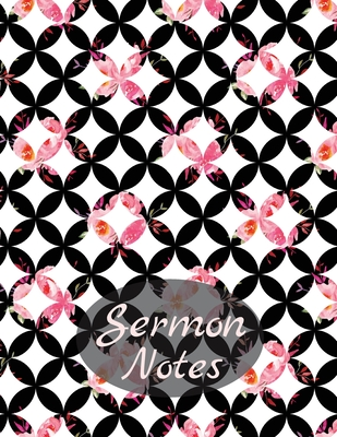 Sermon Notes: Bullet Journal Bible Verse-An Inspirational Tool to Record, Remember And Reflect Cover Image