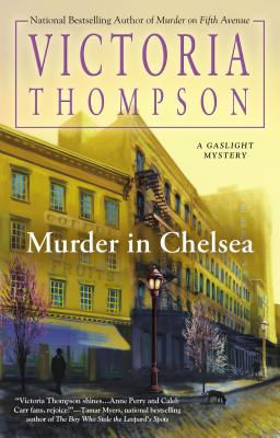 Murder in Chelsea Cover Image