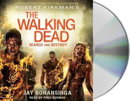 Robert Kirkmans The Walking Dead Search And Destroy The Walking
