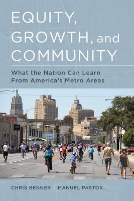 Equity, Growth, and Community Cover