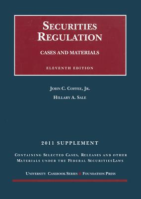 Securities Regulation: Cases and Materials Cover Image