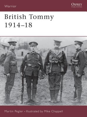 British Tommy 1914 18 Cover