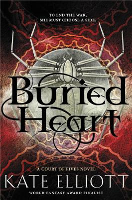 Buried Heart (Court of Fives #3) Cover Image