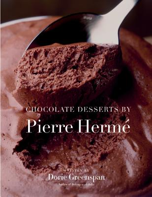 Chocolate Desserts by Pierre Herme Cover
