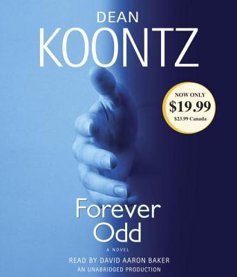 Forever Odd: An Odd Thomas Novel Cover Image