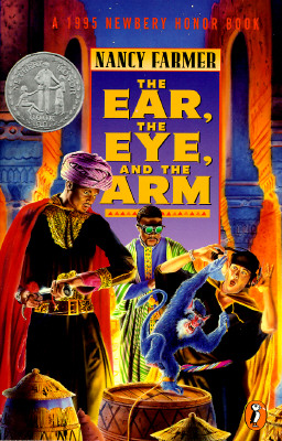The Ear, the Eye, and the Arm Cover