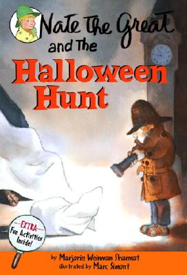 Nate the Great and the Halloween Hunt Cover Image
