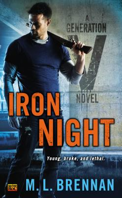 Iron Night Cover Image