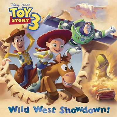 Wild West Showdown! Cover