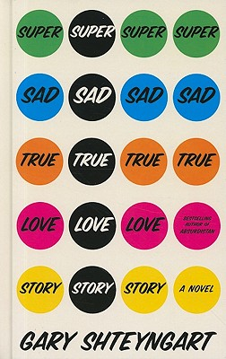 Super Sad True Love Story Cover Image