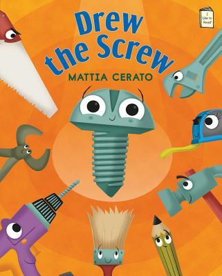 Drew the Screw (I Like to Read) Cover Image
