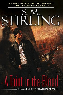 Cover for A Taint in the Blood