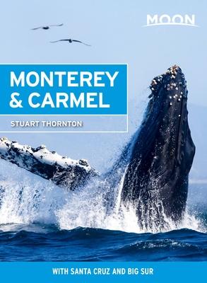 Cover for Moon Monterey & Carmel