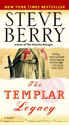 The Templar Legacy: A Novel (Cotton Malone #1) Cover Image