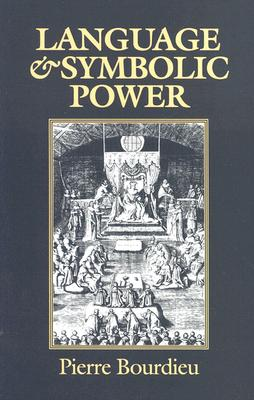 Language and Symbolic Power Cover