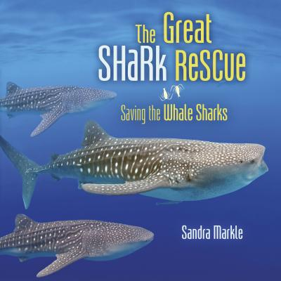 Cover for The Great Shark Rescue