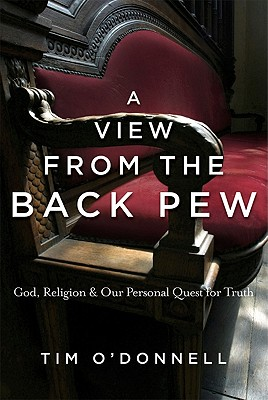 A View from the Back Pew Cover