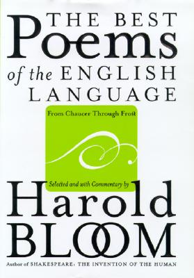 The Best Poems of the English Language Cover