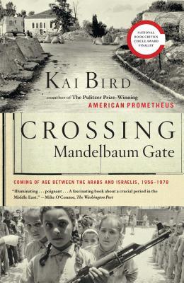 Crossing Mandelbaum Gate Cover