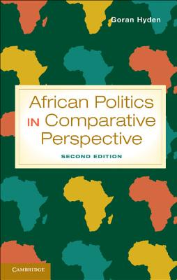 African Politics in Comparative Perspective. Gran Hydn Cover Image
