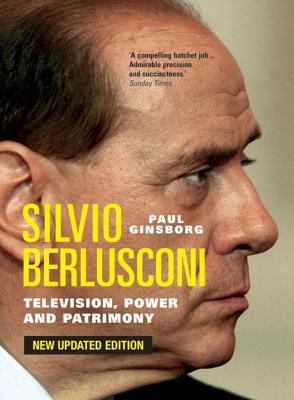 Cover for Silvio Berlusconi