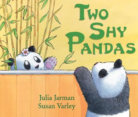 Two Shy Pandas Cover