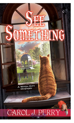 See Something (A Witch City Mystery #11) Cover Image