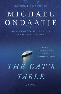 The Cat's Table (Vintage International) Cover Image