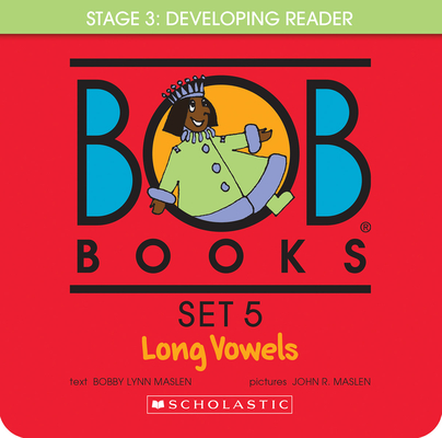 BOB Books Set 5: Long Vowels Cover Image